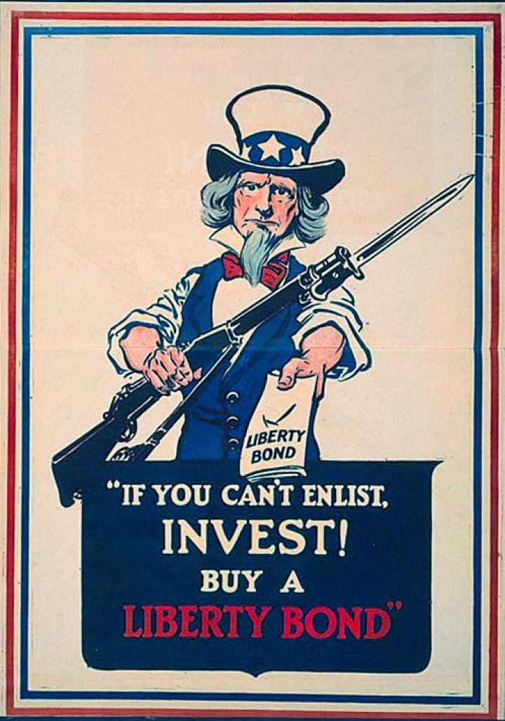 Сберегательные облигации США